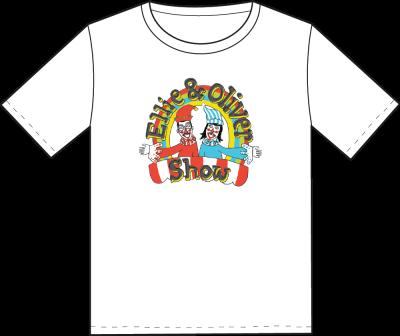 Ellie & Oliver Show T-Shirt