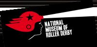 National Museum of Roller Derby Sticker