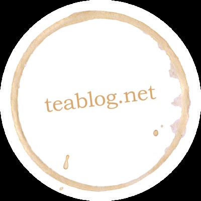Tea Blog Sticker