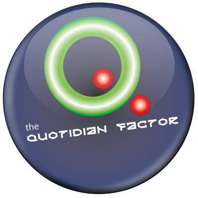 The Quotidian Factor Badge