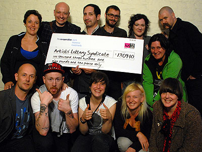Artists' Lottery Syndicate