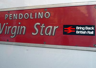 Bring Back British Rail