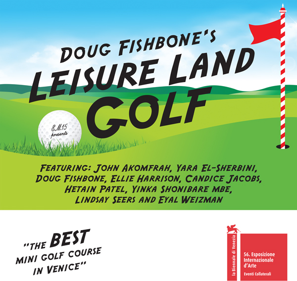Doug Fishbone's Leisure Land Golf